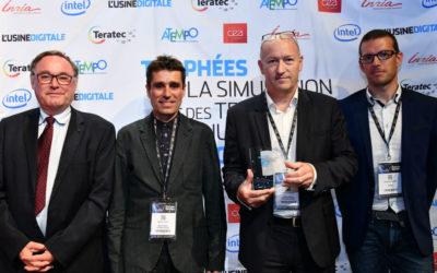 Trophée de la simulation numérique